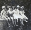 Children at Bibstone, c.1928