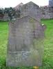 Gravestone: Baker, 1842/1861