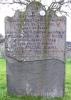 Gravestone: Hobbs, 1881/1869/1882