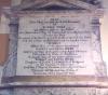 Memorial: Webb, 1731/1754/1762/1780/1802